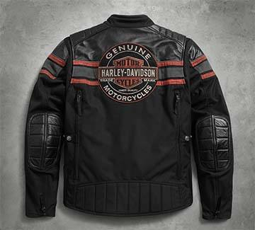 H-D Triple Vent System Rutland Riding Jacket
